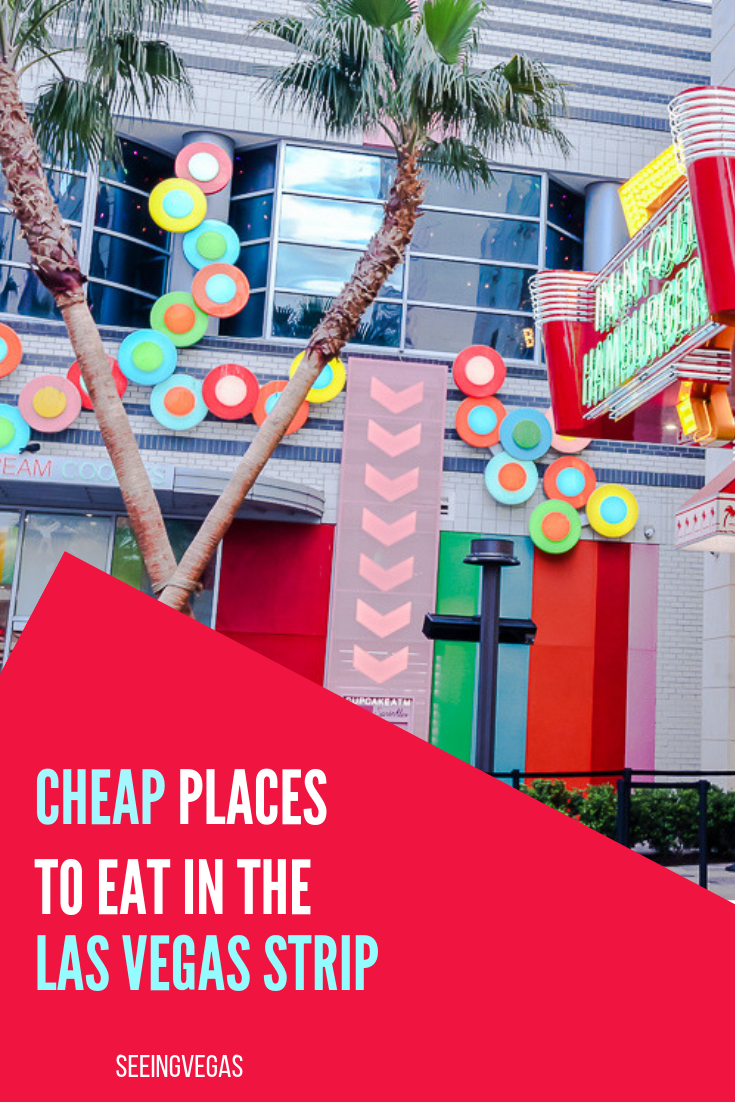 Best Places To Eat In Las Vegas On A Budget That S Actually