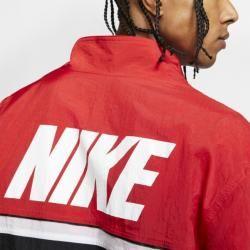 Photo of Nike Throwback Herren-Basketballjacke – Rot Nike