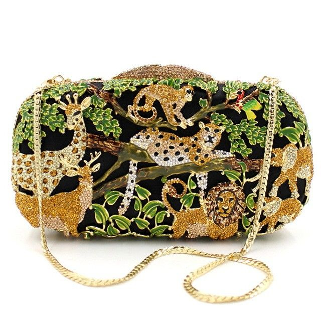 Perfect Clutch Bag for a Dinner Party!