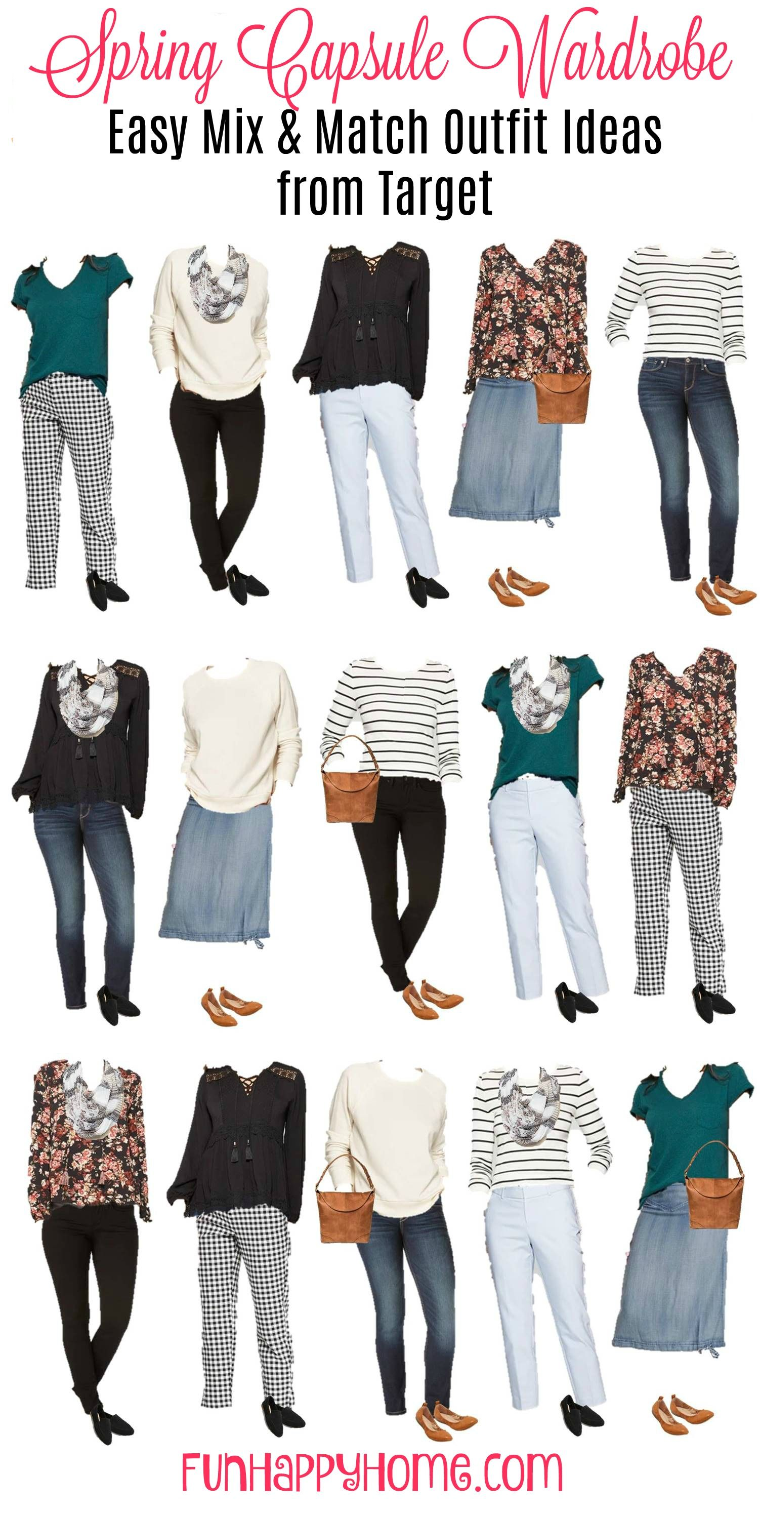 Clothes mix match How to