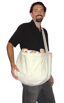 Bag The Newspaper Delivery Boys Used To Carry Their