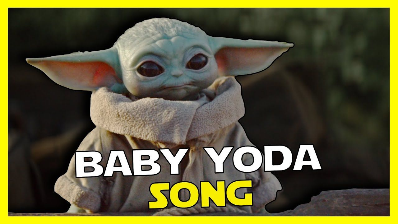 Baby Yoda Star Wars Song Star Wars Song Yoda Funny Star Wars Humor