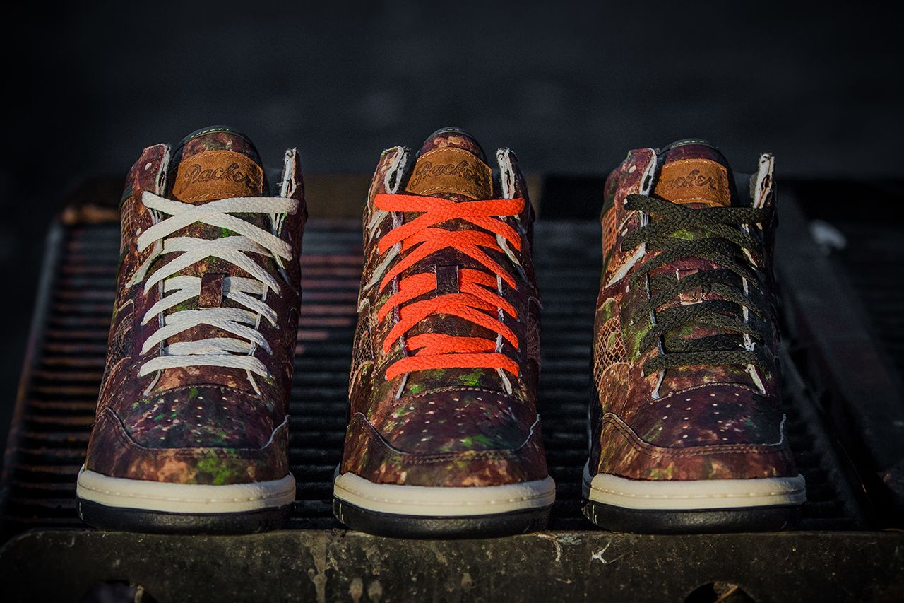 Packer Shoes x Saucony Hangtime