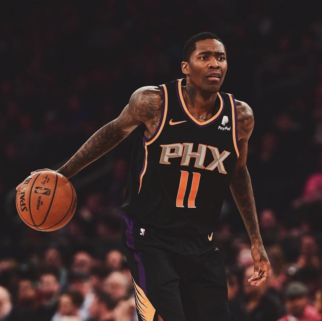 Jamal Crawford giving these young Suns a Hall if Fame Veteran ... b4d6abcba