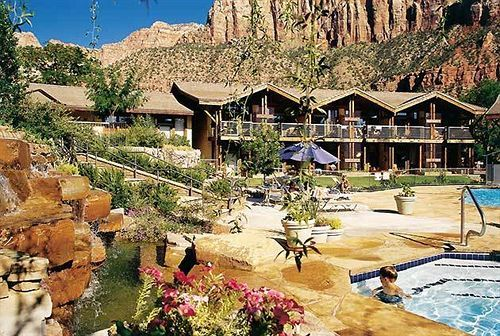 The Desert Pearl Inn Springdale Ut Loved This Place Just Right Next To Zion National Park