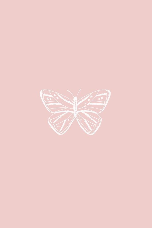 Aesthetic Tumblr Pink Butterfly Wallpaper Aesthetic ...