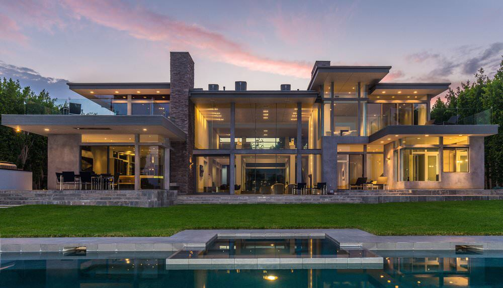 Modern Mansion For Rent In Pacific Palisades Sexy Houses