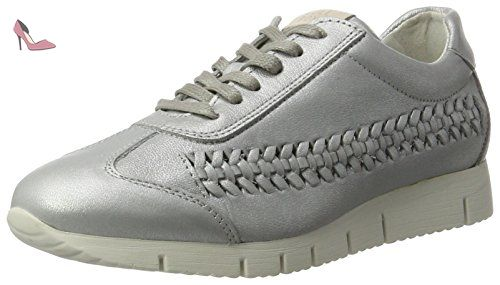 Gris 40 Sneakers Sneaker Basses femme gris BULLBOXER wXzRxq6gS