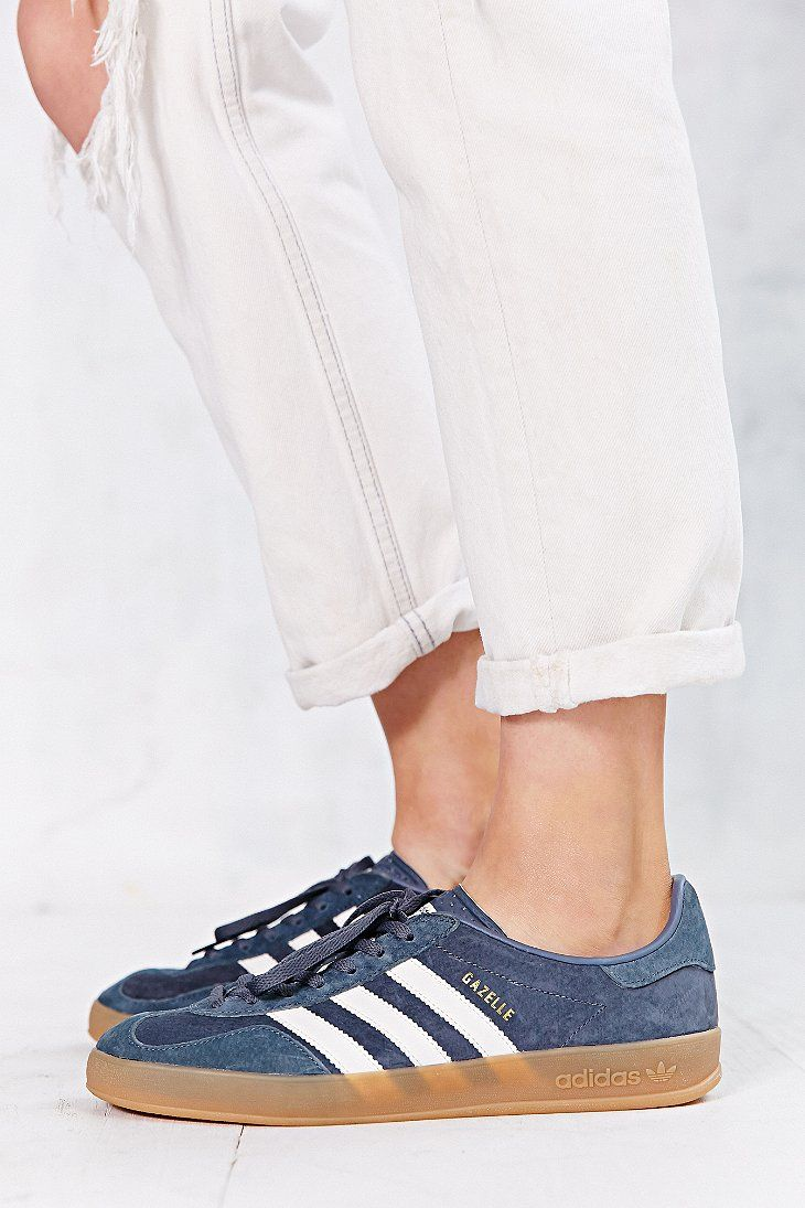finest selection 093f4 5e202 adidas Originals Gazelle Gum-Sole Indoor Sneaker - Urban Outfitters