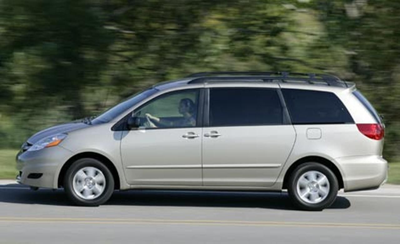 2004-2007 Toyota Sienna OEM Workshop Service and Repair Manual