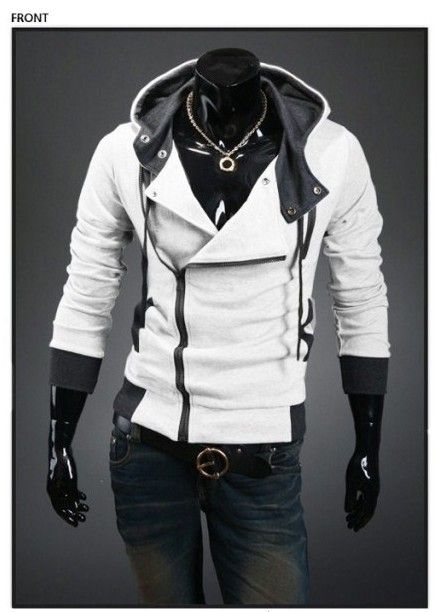 Assassin S Creed Style Hoodie Assassin Style Hoodie Mens