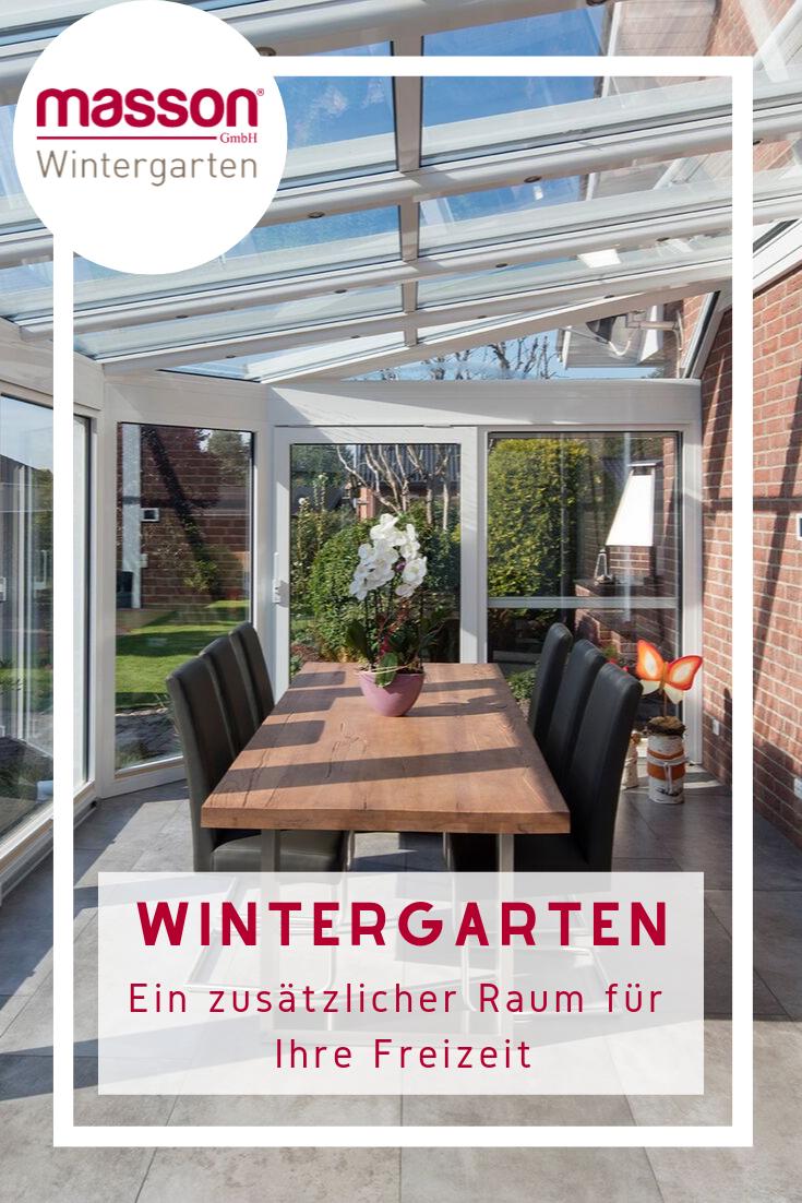 Masson Wintergarten Ihr Spezialist Fur Individuelle Wintergarten