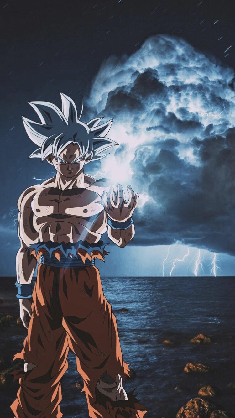 Mui Son Goku Anime Dragon Ball Super Dragon Ball Super Manga Dragon Ball Wallpaper Iphone