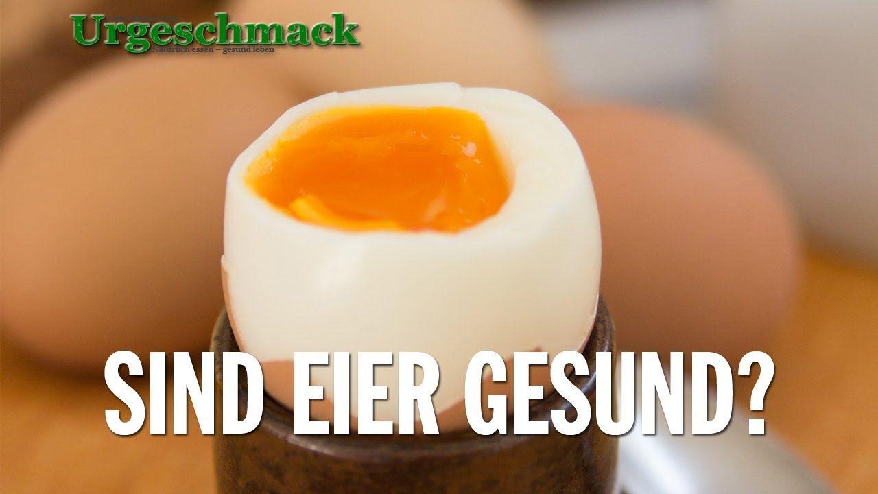 Sind Eier gesund? Oder verursachen sie Herzinfarkte? - Urgeschmack