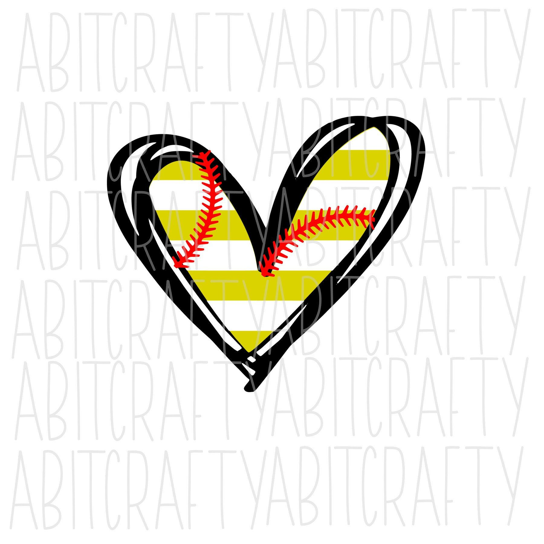 Download Softball SVG, PNG, sublimation, digital download, cricut ...