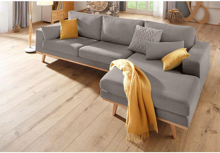 Home Affaire Ecksofa Highway Floor Corner Sofa Sofa Living