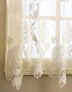 Windsor Lace Curtains By Heritage