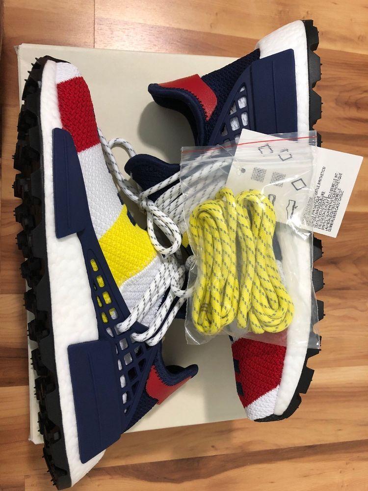 145a74136 Pharrell Williams x Adidas HU NMD BBC Size 7.5 BB9544  fashion  clothing   shoes  accessories  mensshoes  athleticshoes (ebay link)