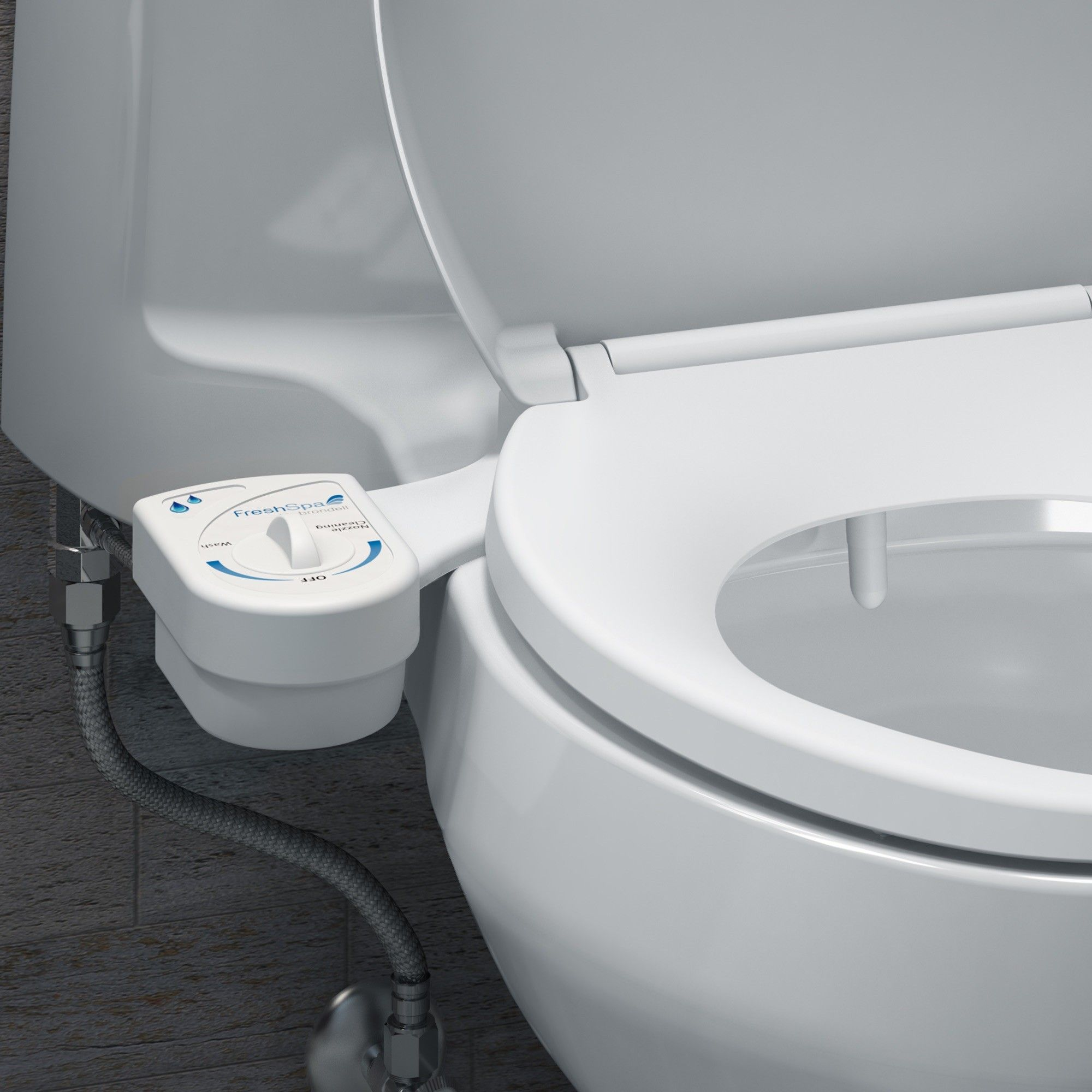 Freshspa Easy Bidet Toilet Attachment With Images Bidet Toilet