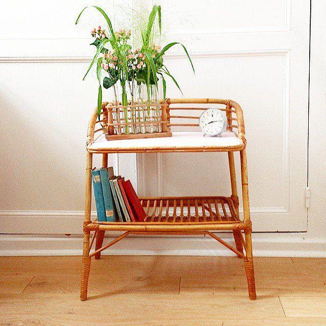 Epingle Par M Habitat Fr Sur Vintage Home Deco Home And Deco Meuble Bambou Mobilier De Salon