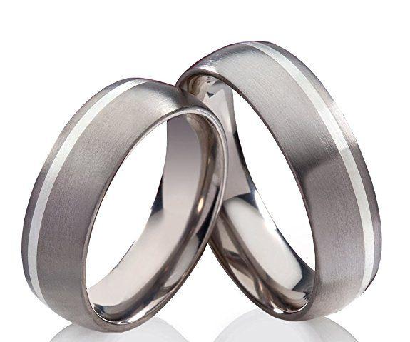 Titanringe Verlobungsringe Eheringe Trauringe Hochzeitsringe Aus