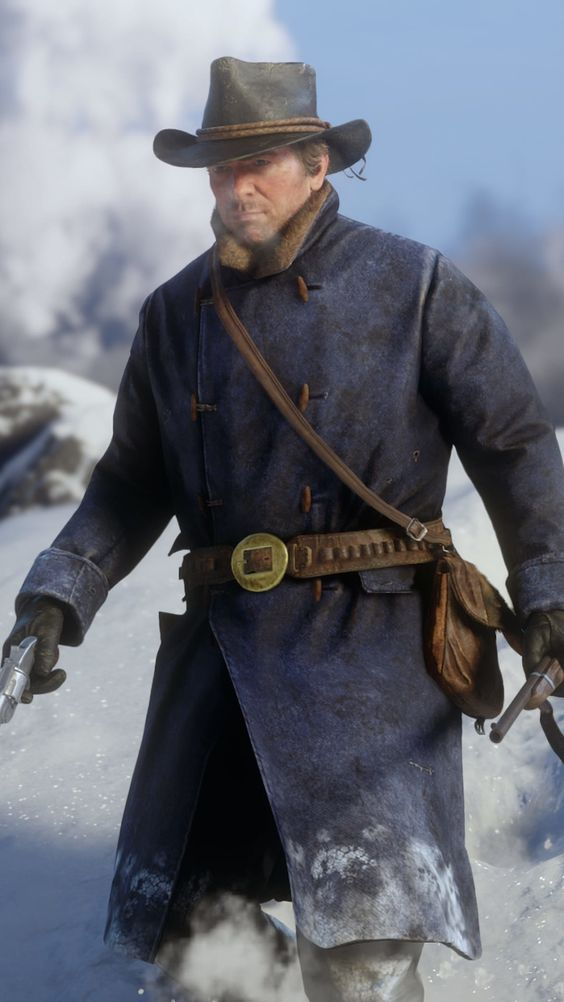 Red Dead Redemption Ii Coat Red Dead Redemption Ii