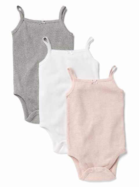Baby Girls' Clothing (0-24 Months) 0-3 Months Gap Unisex Boys Girls Bodysuit Green New Varieties Are Introduced One After Another