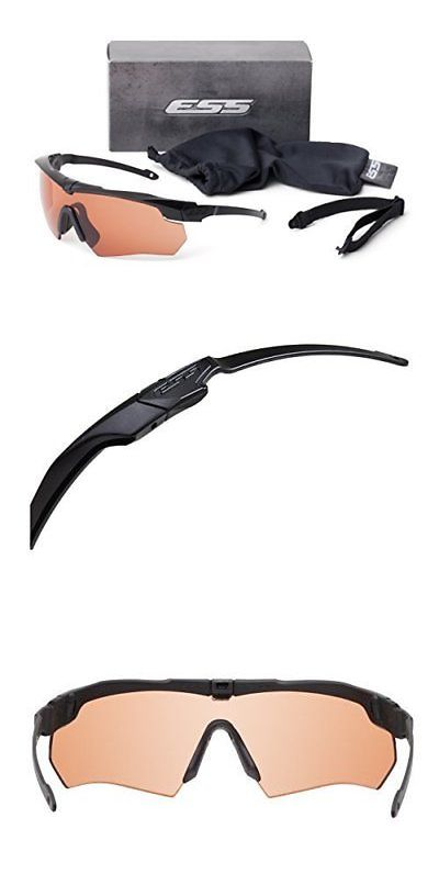 f88346239d6 Sport Protective Eyewear 158938  Ess Eyewear Crossbow Suppressor One Kit 740 -0472 -