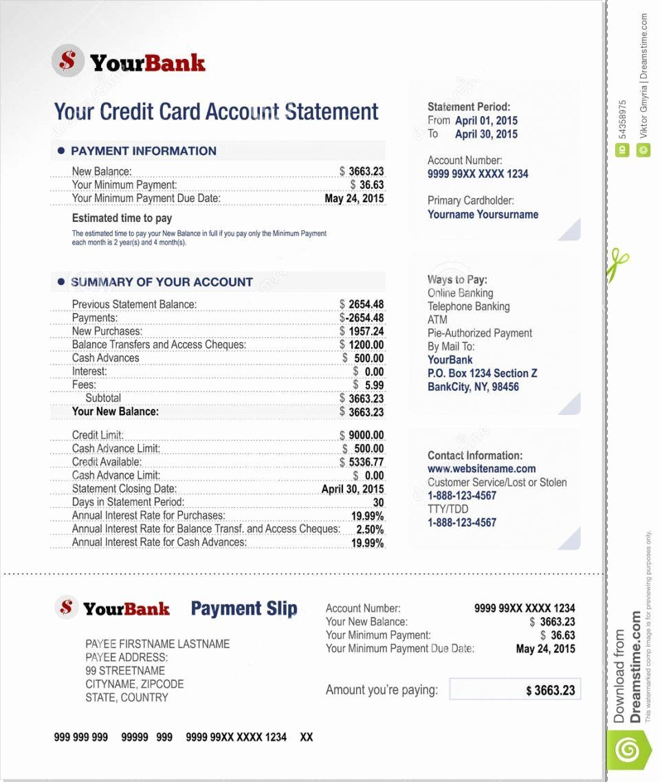 Free Bank Statement Template In 2020 Statement Template Statement Bank Statement