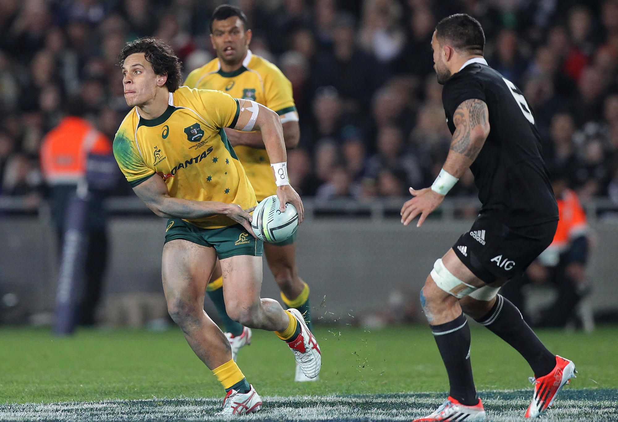 Wallabies All Blacks Live Stream How To Watch Bledisloe Game 2 Online And On Tv 2018 August 25 In Auckland Australia Newzealand Rug All Blacks Rugby Black