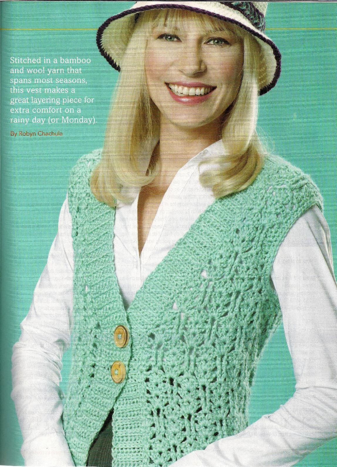 Crochet Today 2011-03