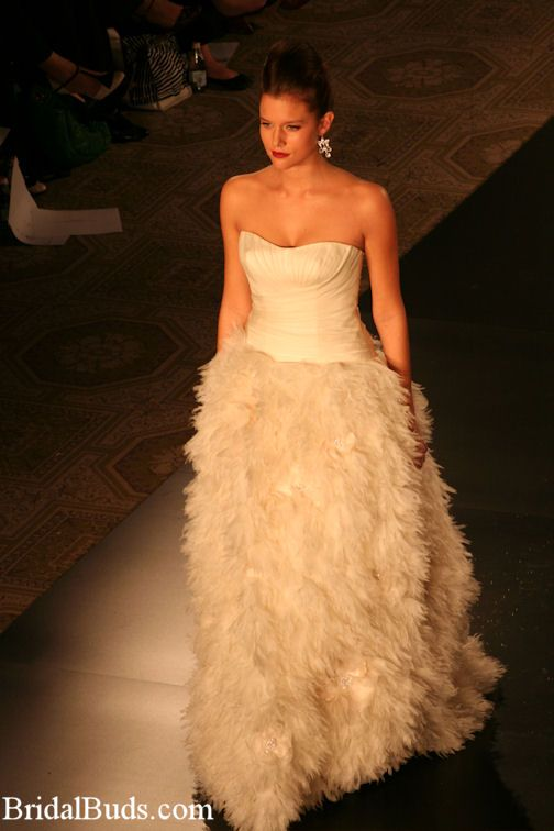 Feather Wedding Dress Will Have This For My And I Kill A Bird