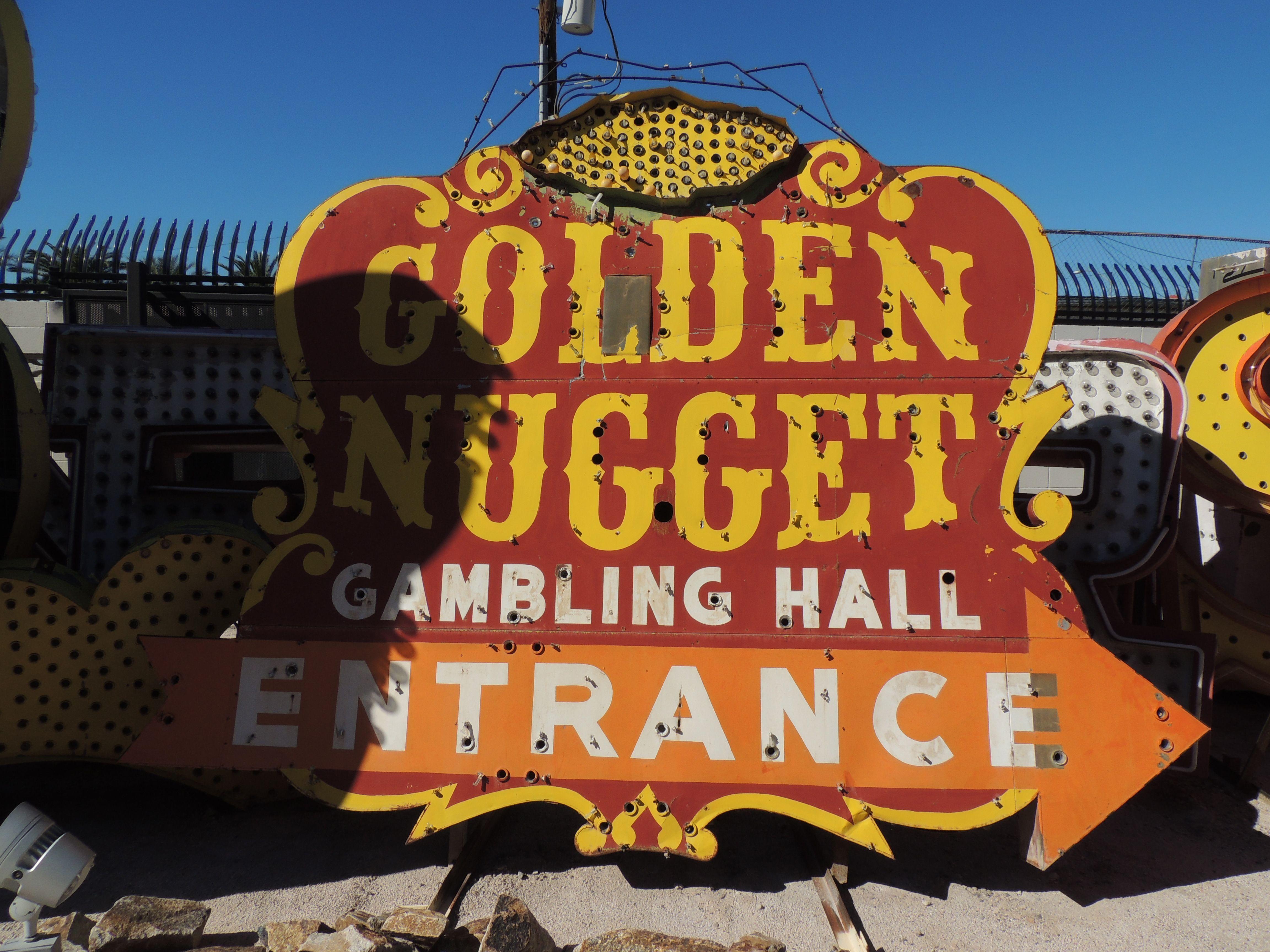 The Neon Boneyard, Las Vegas, Golden Nugget Casino Las