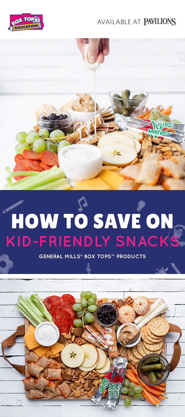 Take your afterschool snacks up a notch with this Kid