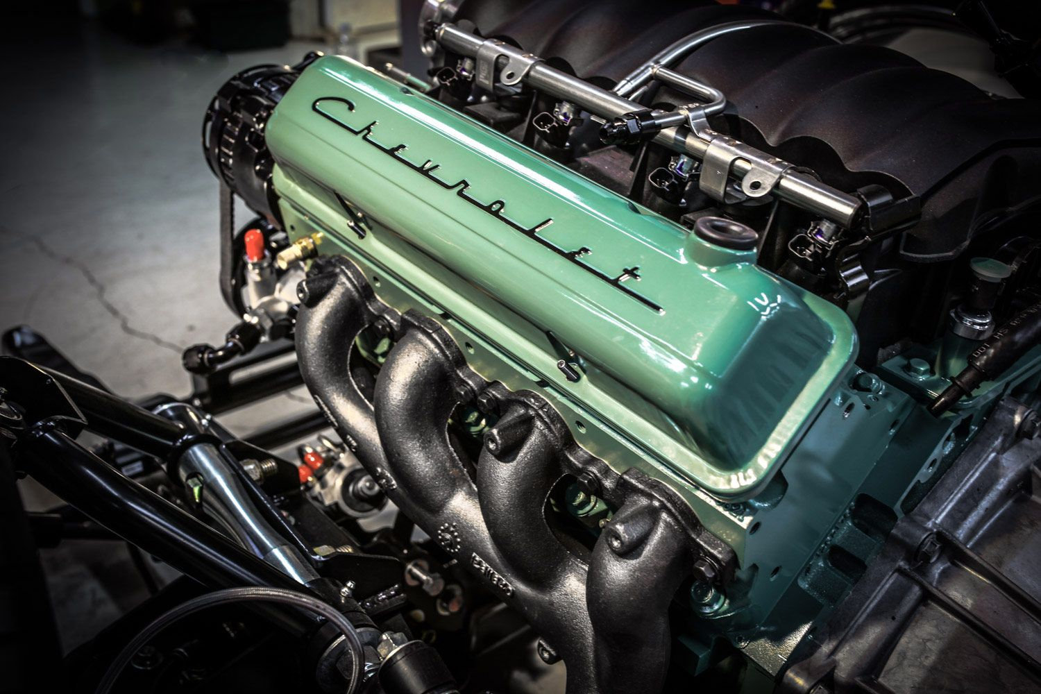 Delmo's LS Valve Covers (With images) Ls engine, Valve