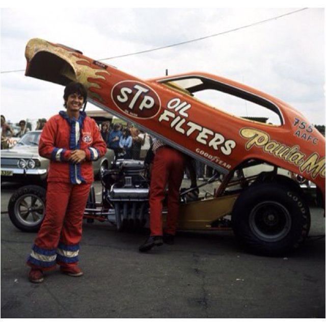 Paula Murphy Funny Car