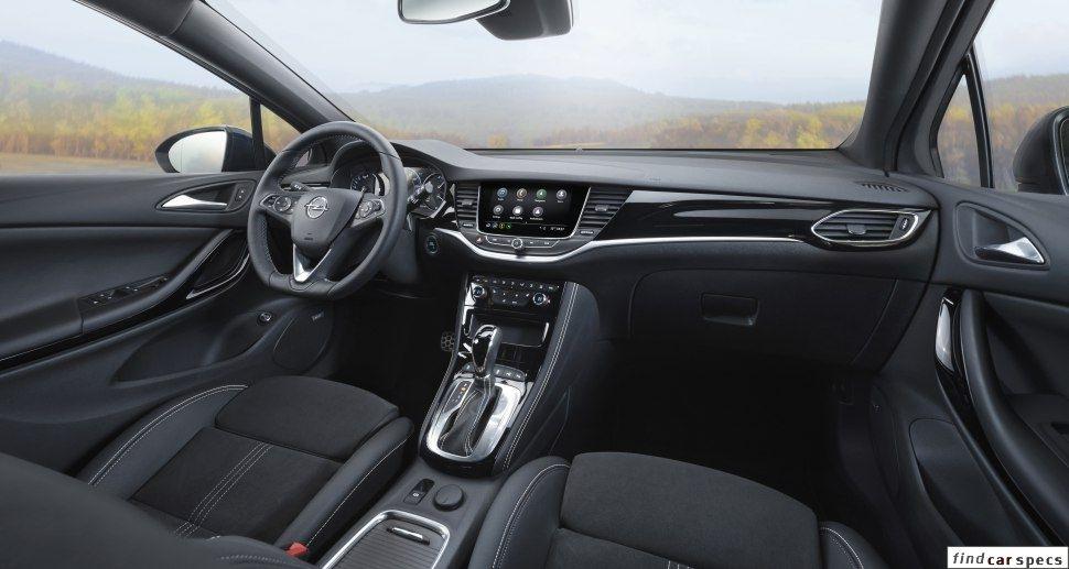 Opel Astra Astra K Sports Tourer Facelift 2019 1 2 Turbo 145 Hp Petrol Gasoline 2019 Astra K Sports Tourer Opel Facelift Vauxhall Mokka