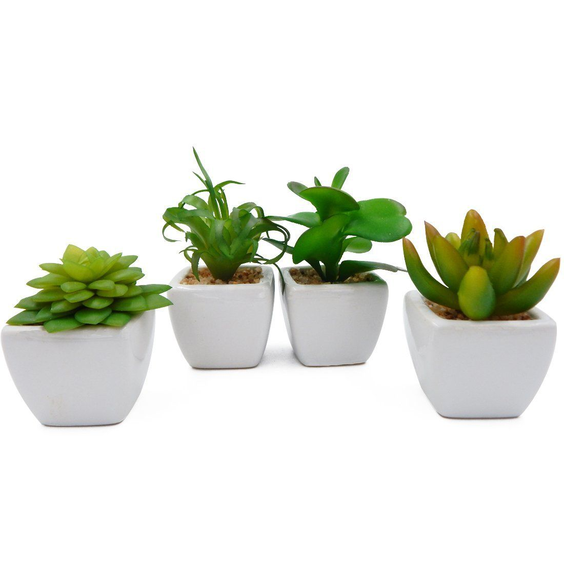 Offidix artificial succulent plants for home and office decoration