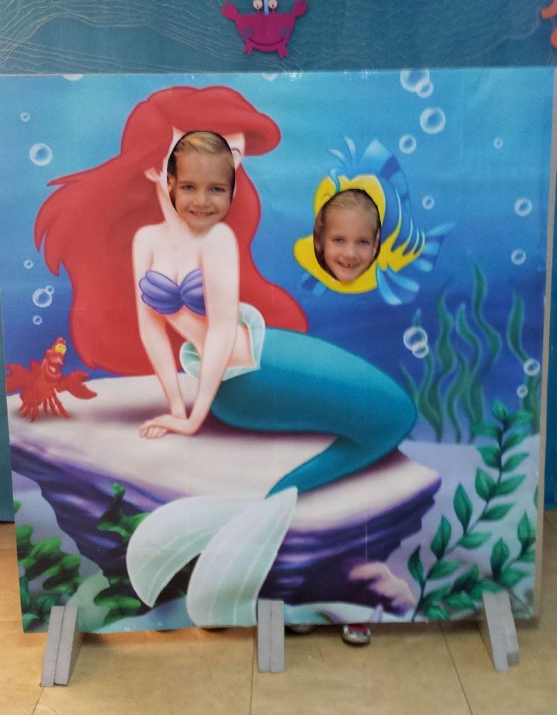 cuando marina cumpli aos quera que la fiesta fuese de su segunda princesa favorita