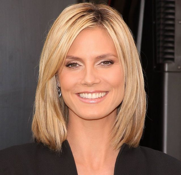 Medium Hairstyles For Fine Hair | Fashion Blog | Hair | Pinterest ...