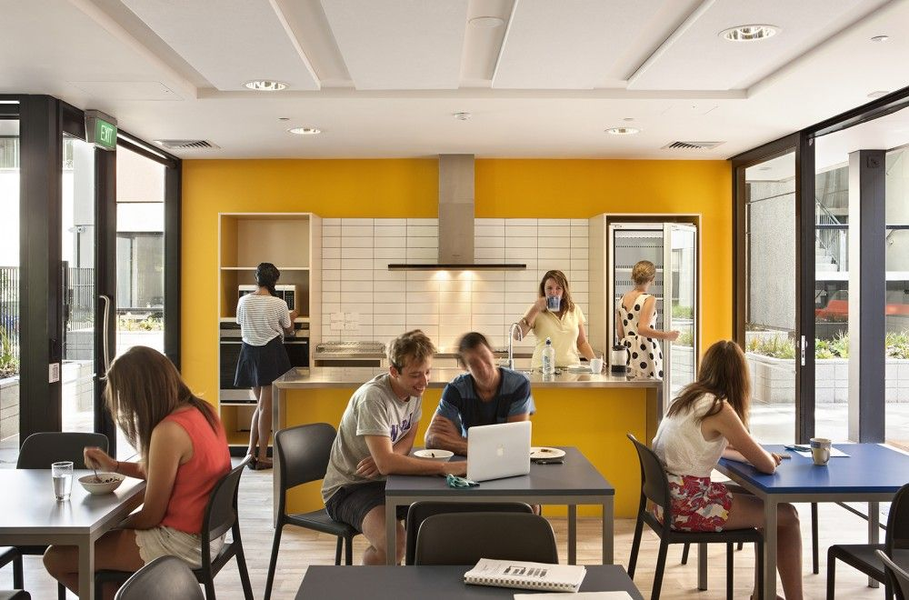 Carlaw Park Student Accommodation / Warren and Mahoney