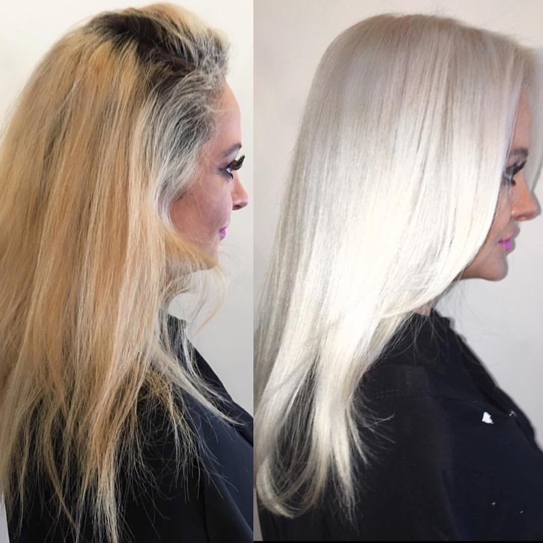 how to use olaplex 3 with bleach