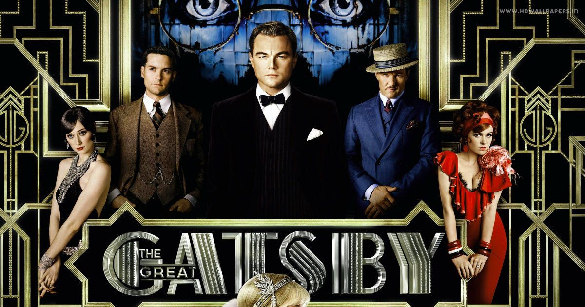 Do You Belong On East Egg Or West Egg? The great gatsby