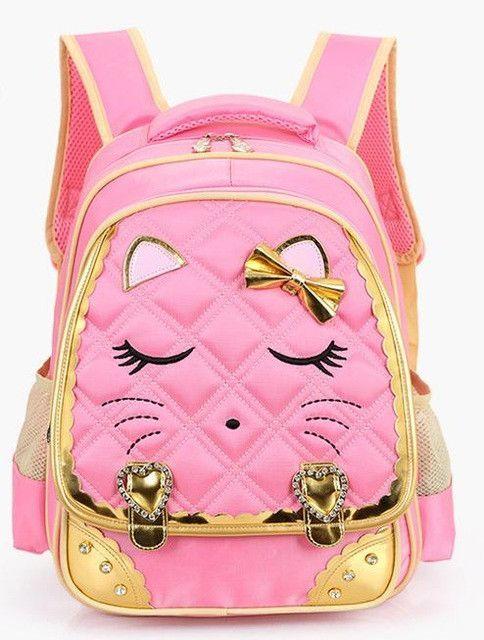 c1d70f43cdd Cute Girls Backpacks Kids Satchel Children School Bags For Girls ...