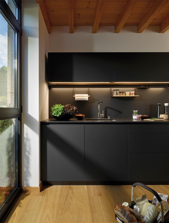 LINE GROSOR REDUCIDO - Cocinas integrales de diseño de Santos ...
