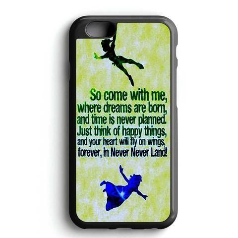 Peter Pan iPhone 7 Case