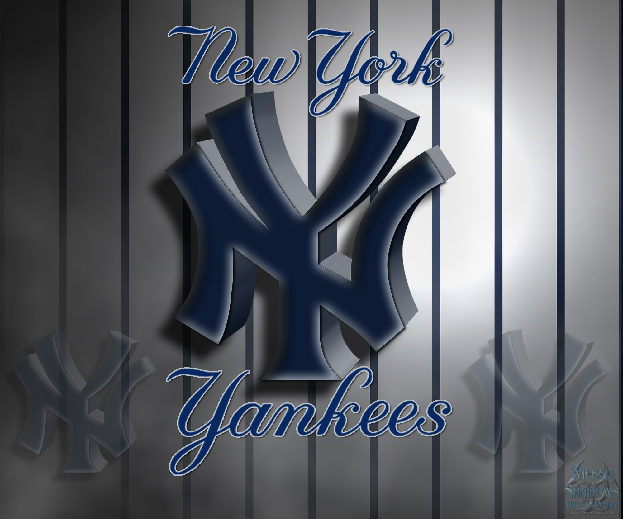 logo new york yankees wallpaper http//69hdwallpapers