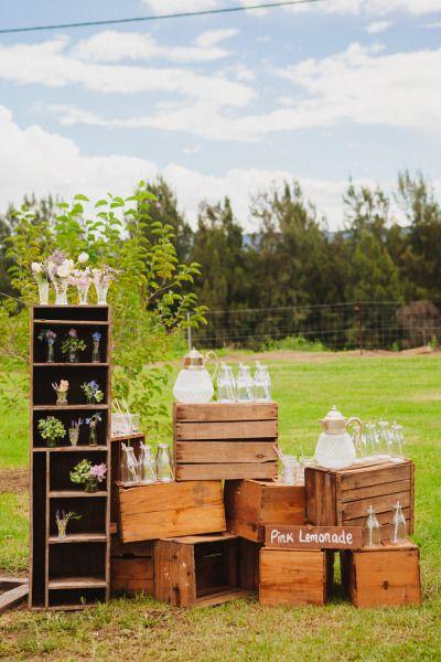Rustic barn wedding at the Syndey Polo Club: http://www.stylemepretty.com/australia-weddings/new-south-wales-au/richmond-new-south-wales-au/2014/07/09/rustic-barn-wedding-at-the-sydney-polo-club/ | Photography: http://www.danauphotography.com/