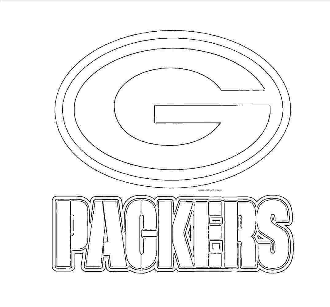 Green Bay Packers Printable Coloring Pages The Packers Are The Last Of The Small Town Teams In 2020 Green Bay Packers Logo Coloring Pages Green Bay Packers