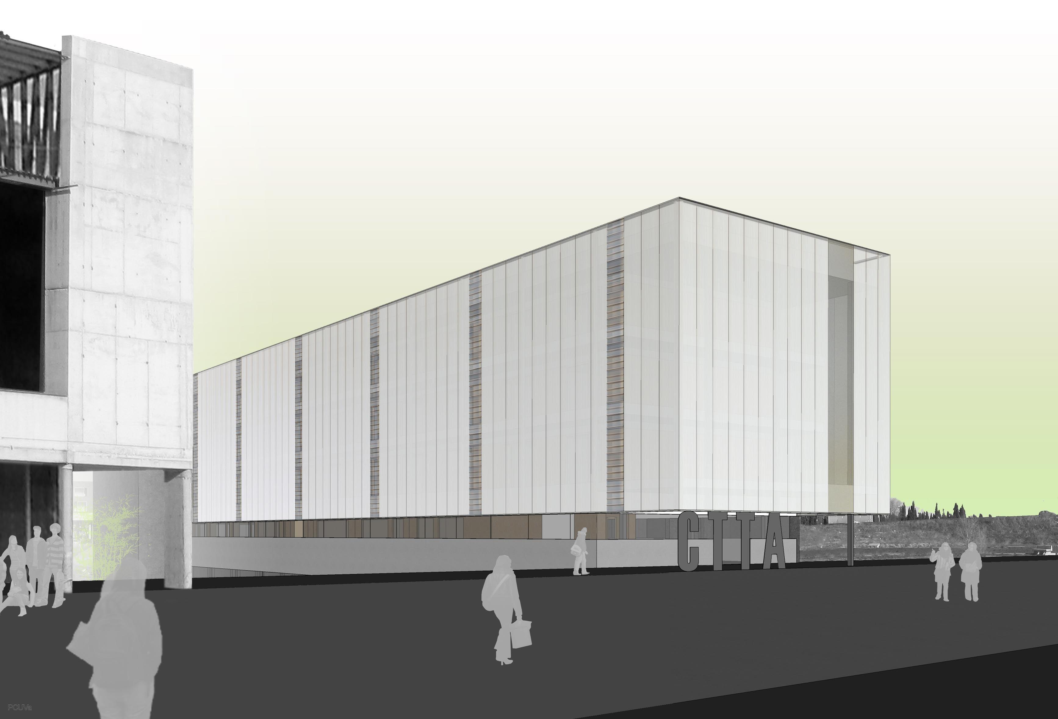 fachada de policarbonato alveolar Buscar con Google Edificios de policarbonato Pinterest